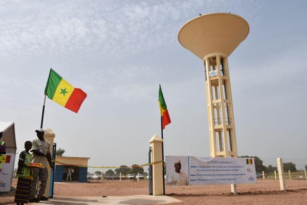 inauguration forage multi-villages